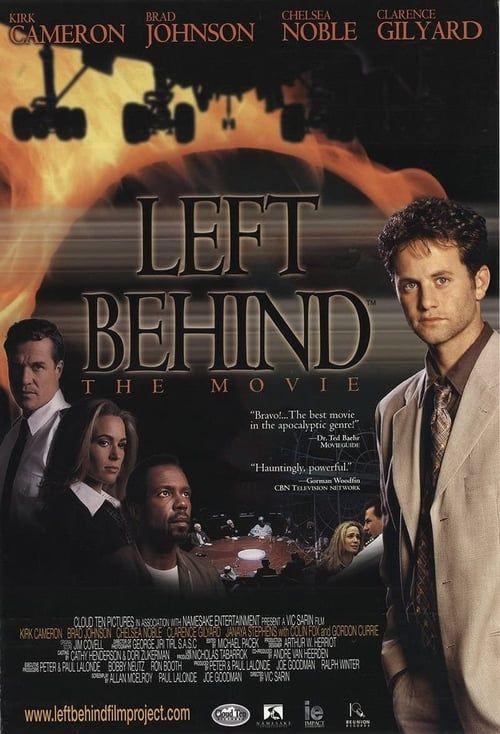 Key visual of Left Behind