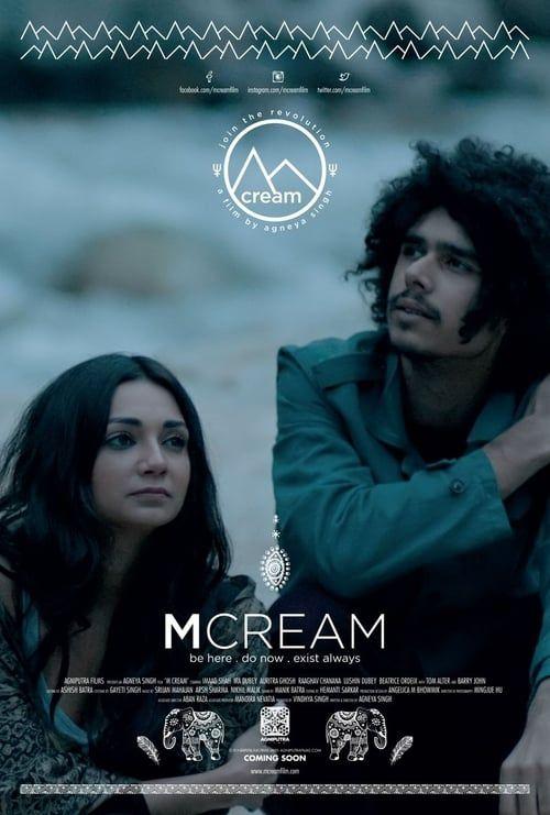 Key visual of M Cream