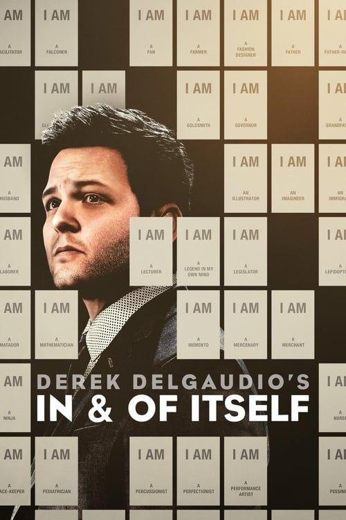 Key visual of Derek DelGaudio's In & of Itself
