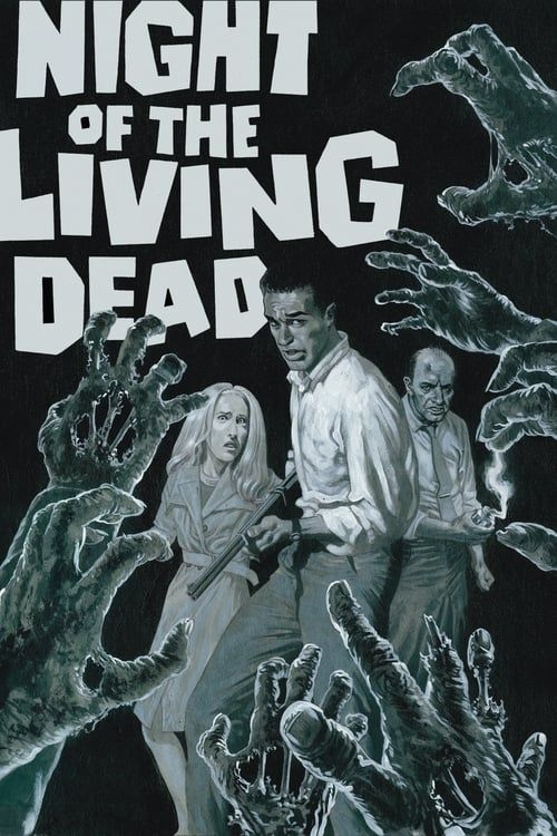 Key visual ofNight of the Living Dead