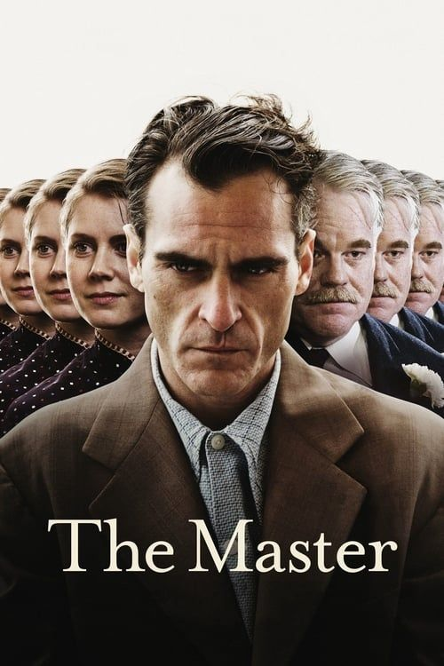Key visual ofThe Master