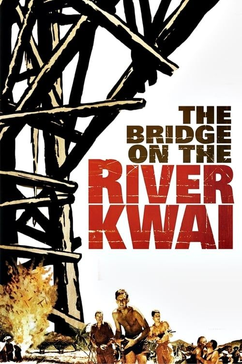 Key visual ofThe Bridge on the River Kwai