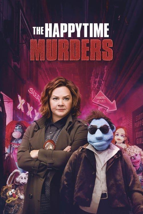 Key visual of The Happytime Murders