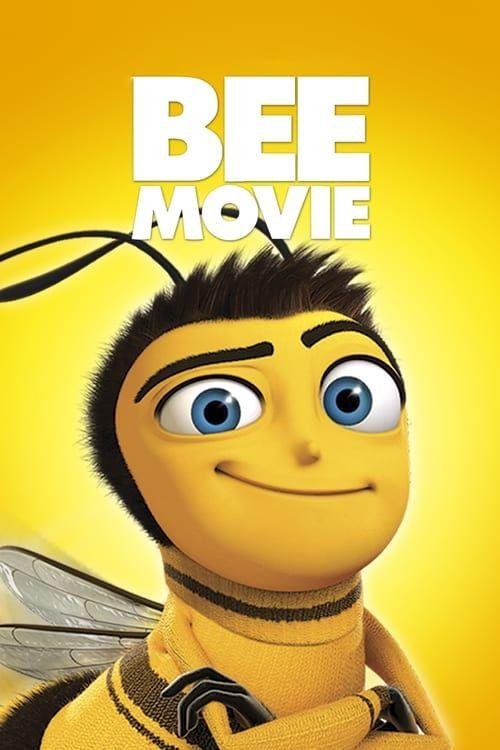 Key visual of Bee Movie