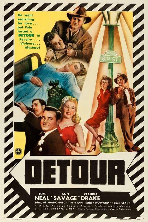 Key visual of Detour