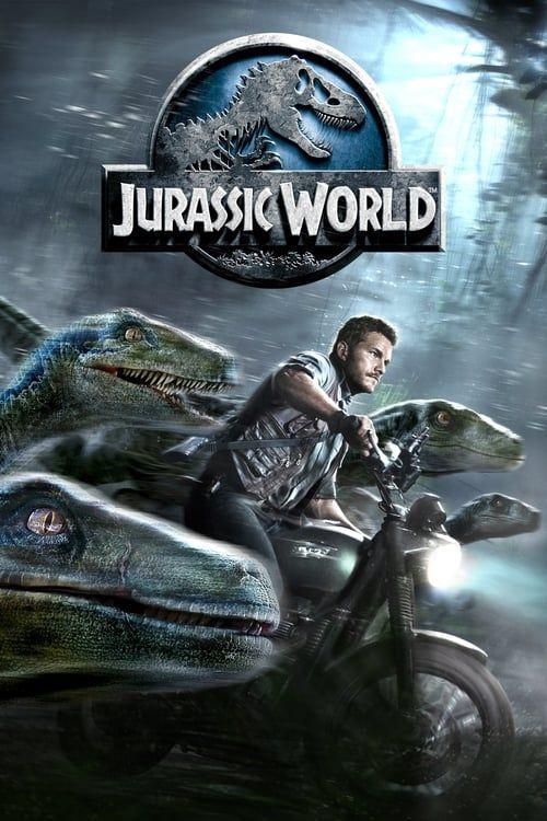 Key visual of Jurassic World