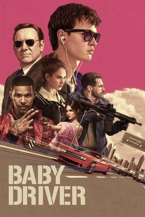 Key visual of Baby Driver