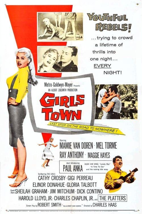Key visual of Girls Town