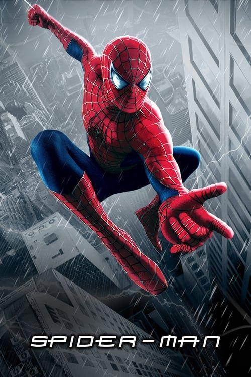 Key visual of Spider-Man