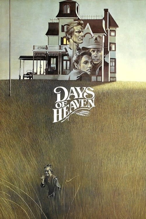 Key visual ofDays of Heaven