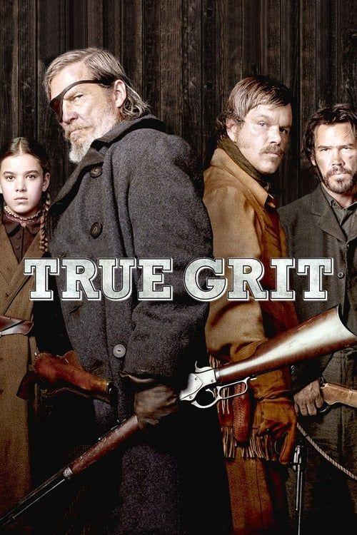 Key visual ofTrue Grit