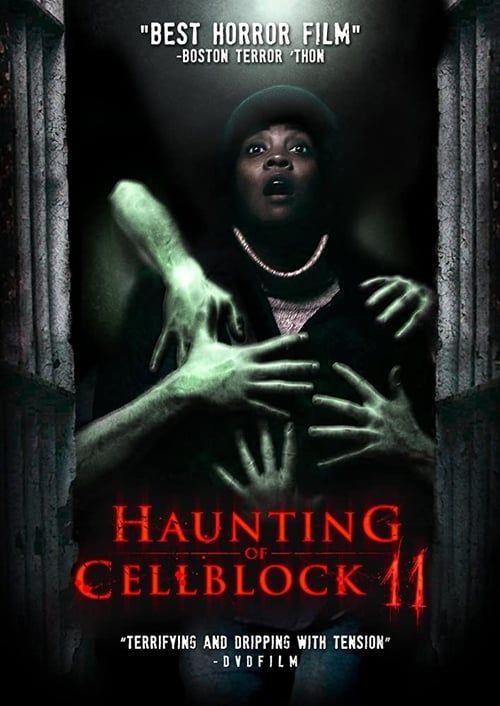 Key visual of Haunting of Cellblock 11