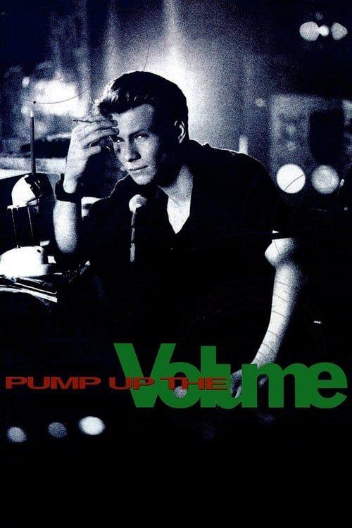 Key visual of Pump Up the Volume