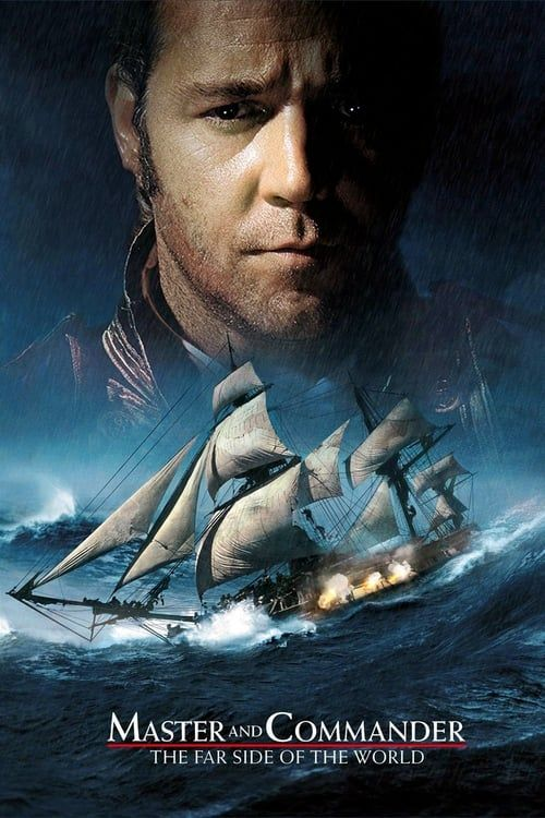 Key visual of Master and Commander: The Far Side of the World