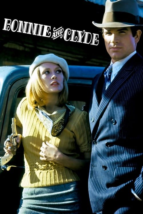 Key visual of Bonnie and Clyde