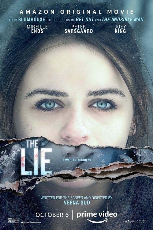 Key visual of The Lie