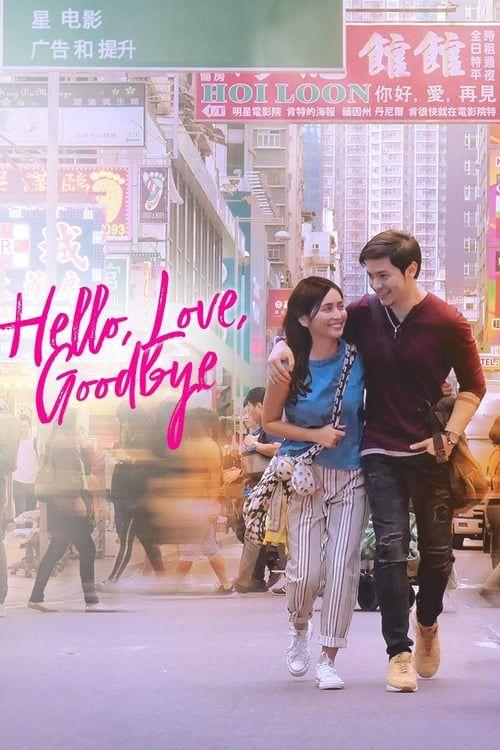 Key visual of Hello, Love, Goodbye