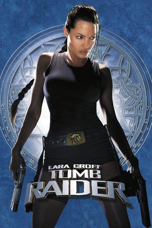 Key visual of Lara Croft: Tomb Raider