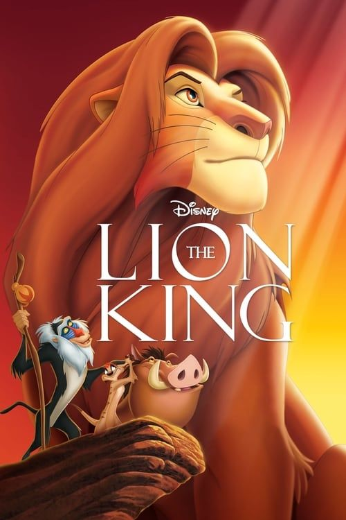 Key visual of The Lion King