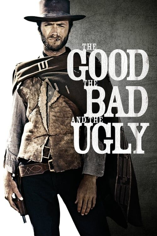 Key visual ofThe Good, the Bad and the Ugly