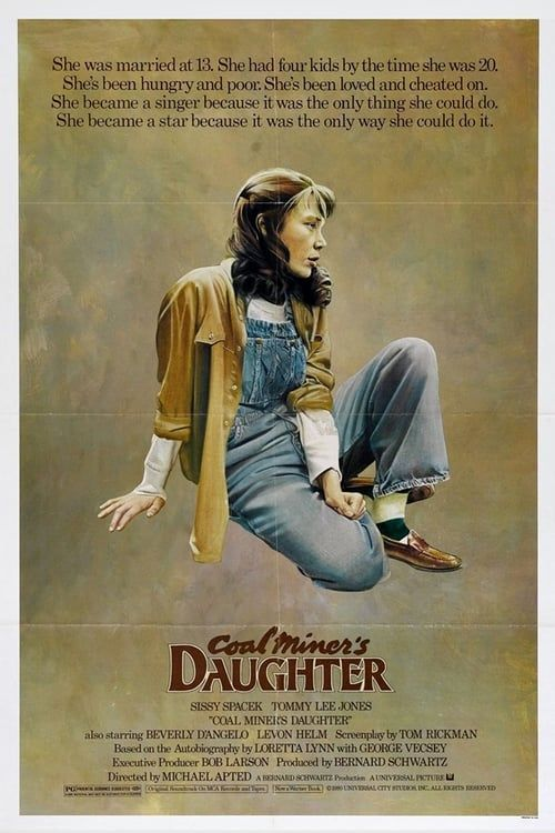 Key visual ofCoal Miner's Daughter