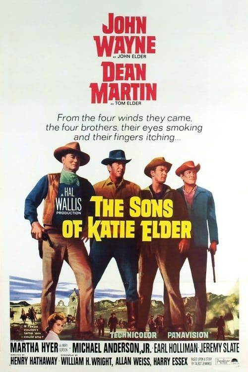 Key visual of The Sons of Katie Elder