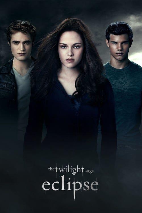 Key visual ofThe Twilight Saga: Eclipse