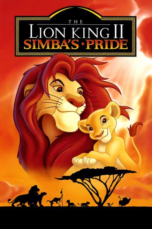 Key visual of The Lion King II: Simba's Pride
