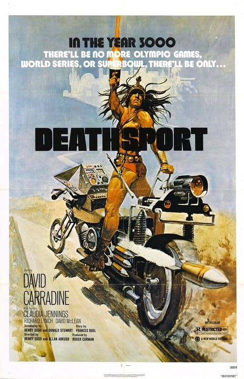 Key visual of Deathsport
