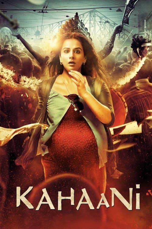 Key visual of Kahaani