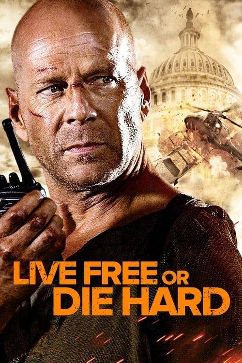 Key visual ofLive Free or Die Hard