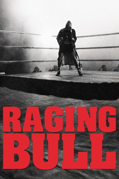 Key visual ofRaging Bull