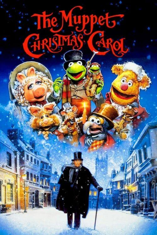 Key visual of The Muppet Christmas Carol