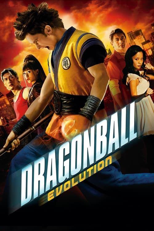 Key visual of Dragonball Evolution
