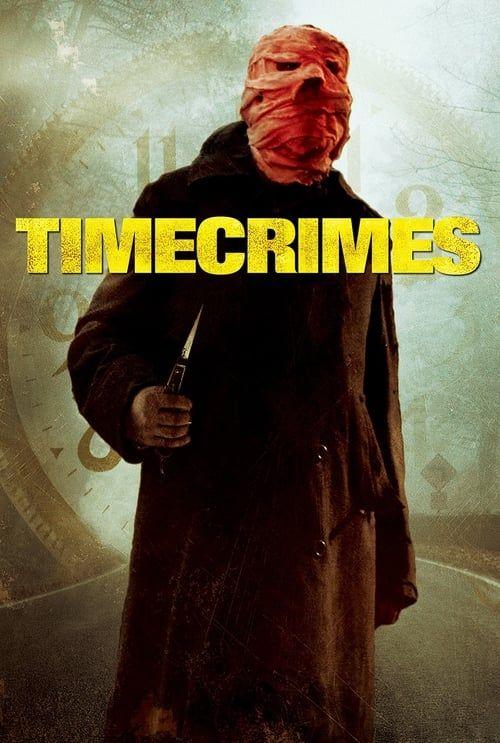 Key visual of Timecrimes