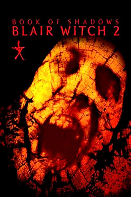 Key visual ofBook of Shadows: Blair Witch 2
