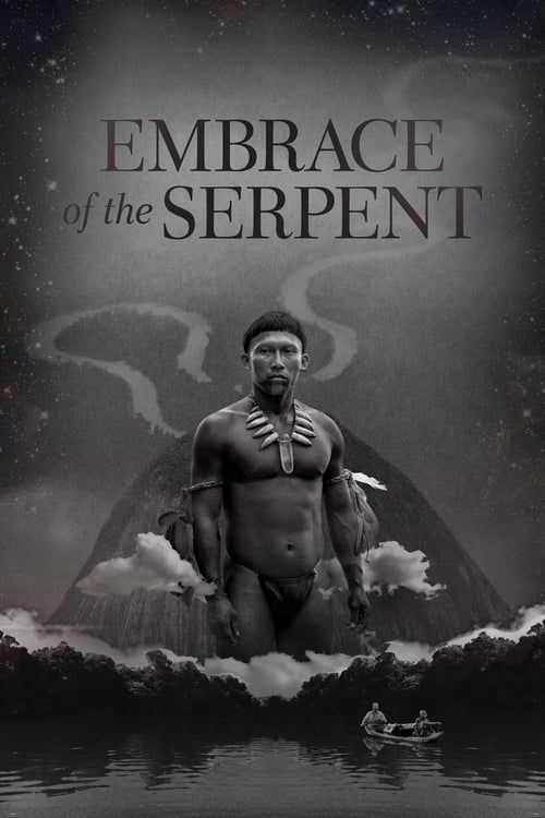 Key visual of Embrace of the Serpent