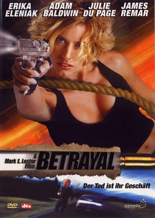 Key visual of Betrayal