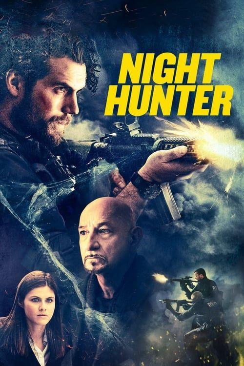 Key visual of Night Hunter