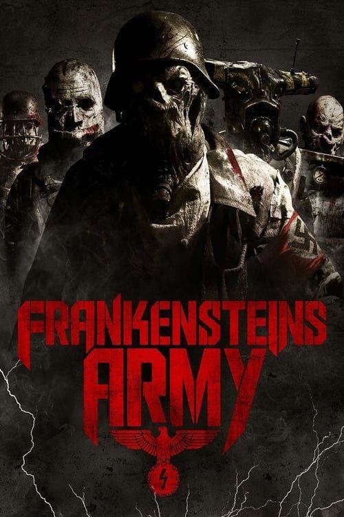 Key visual of Frankenstein's Army