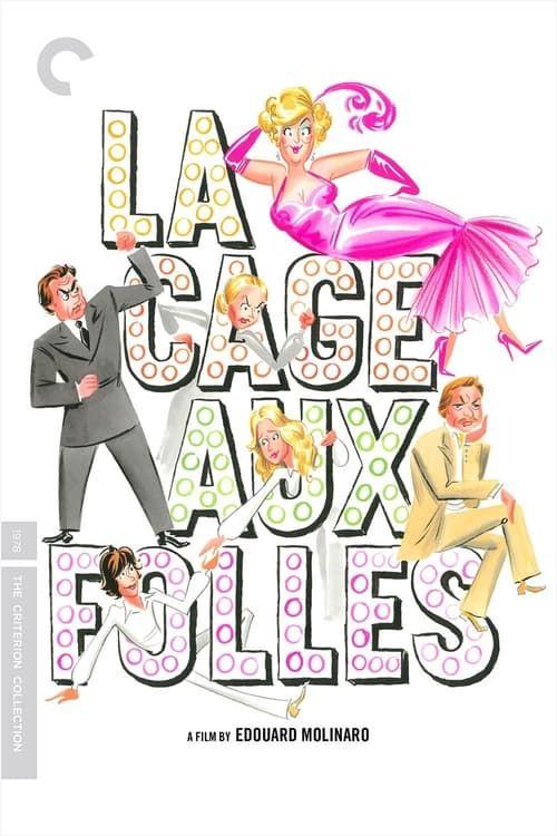 Key visual of La Cage aux Folles