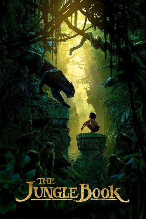 Key visual ofThe Jungle Book