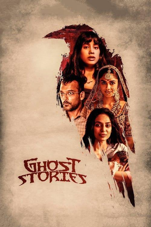 Key visual of Ghost Stories