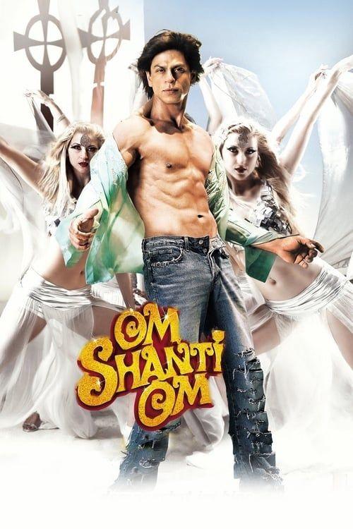 Key visual of Om Shanti Om
