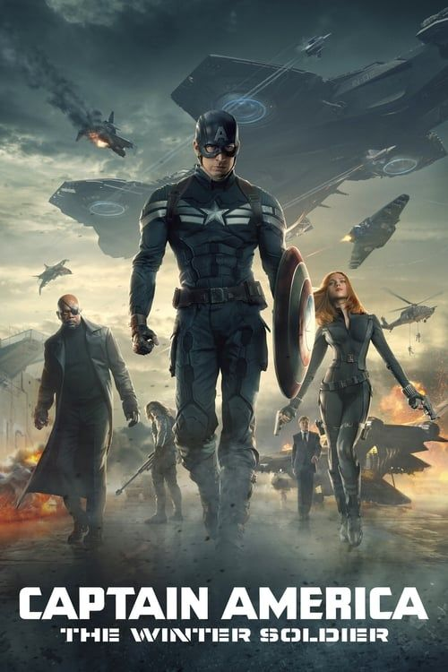 Key visual of Captain America: The Winter Soldier