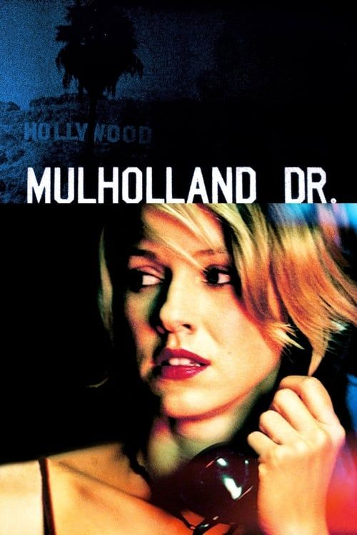 Key visual ofMulholland Drive