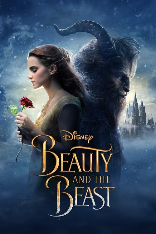 Key visual ofBeauty and the Beast