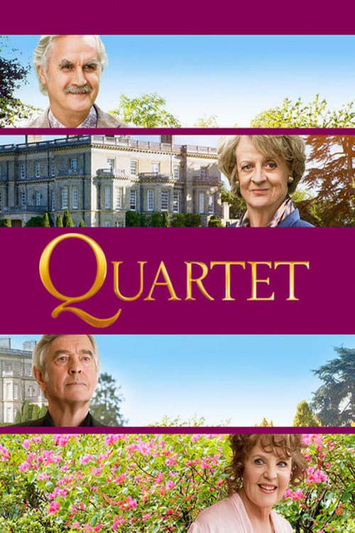 Key visual ofQuartet