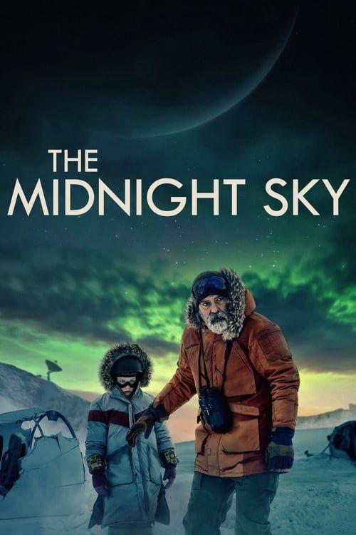 Key visual of The Midnight Sky