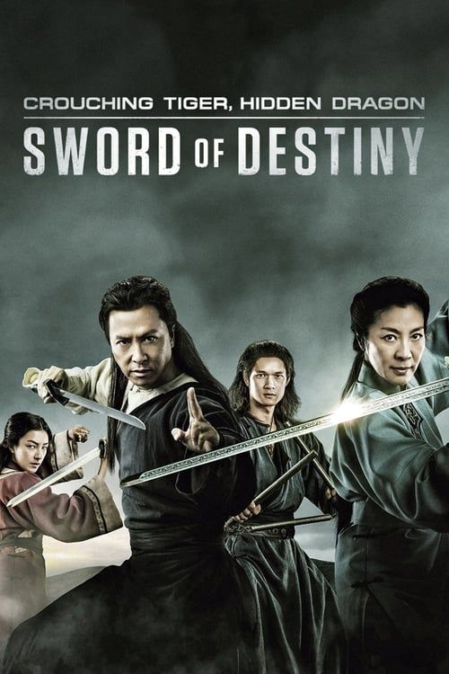 Key visual ofCrouching Tiger, Hidden Dragon: Sword of Destiny